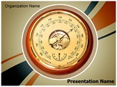 Atmosphere Aneroid Barometer Template