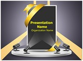 Corporate Presentation Product Promotion PPT Template