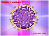 Influenza Virus Editable PowerPoint Template