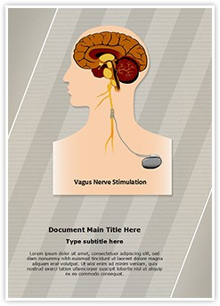 Vagus Nerve Stimulation Editable Word Template
