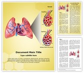 Pulmonary Edema Template