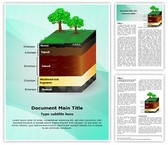 Soil Layers Template