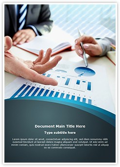 Business Report Editable Word Template