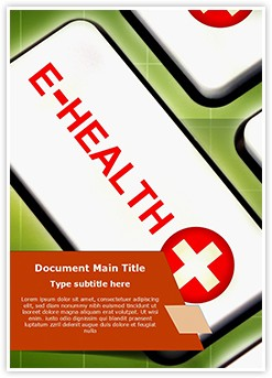 E Health Editable Word Template