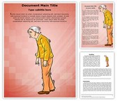 Old Age Parkinson Disease Template