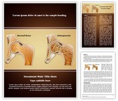 Osteopathy Osteoporosis Template