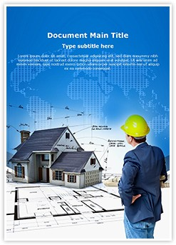 Home Architect Editable Word Template