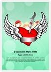 Love Heart Background