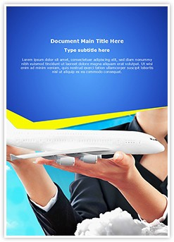 Flight Safety Editable Word Template