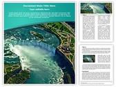 Niagara Falls Template