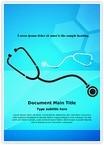 Medical Stethoscope Background