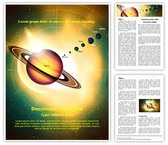 Solar System Saturn