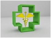 Healthcare Symbol Caduceus Template