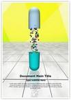 Medical Capsule Pills
