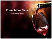 Wine Editable PowerPoint Template