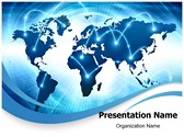 World Information Editable PowerPoint Template