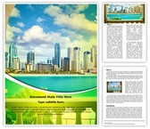 Dubai Tourism Template