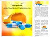 3D Pills Template