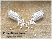 Homeopathic Drugs Editable PowerPoint Template