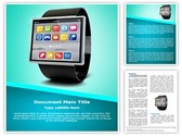 Smart Watch Template