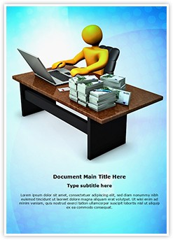 Chief Financial Officer Editable Word Template