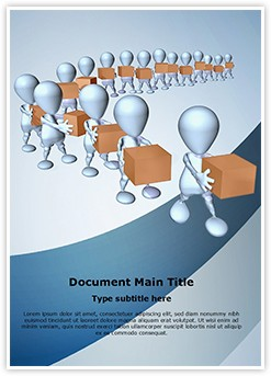 Vendor Management Editable Word Template