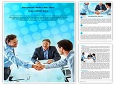 Business deal Template