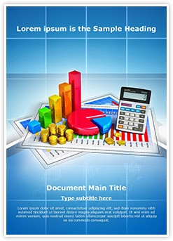 Accounting Editable Word Template