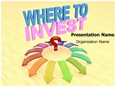Money Investment Editable PowerPoint Template