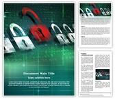 Computer Security Encryption Template
