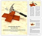 Hammer Nail Titanium Template