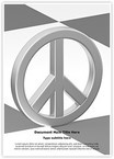 Peace Love Symbol