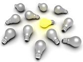Idea Bulb Template