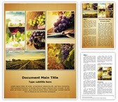 Wine Montage Template