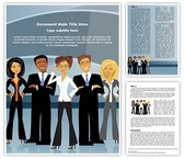 Business People Group Template
