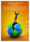 Globe Nuclear Threat