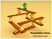 Dollar Balance Editable PowerPoint Template