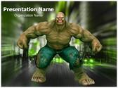Hulk Template