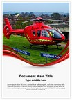 Medical Services Air Ambulance
