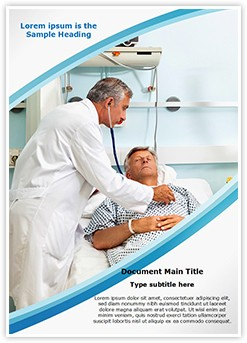 Intensive Care Editable Word Template