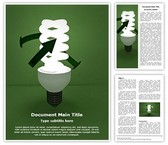 CFL Green Energy Template