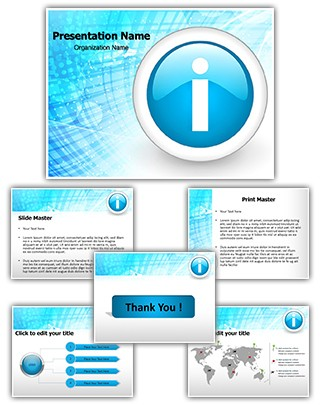 Information Editable PowerPoint Template