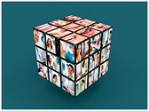 Medical Cube Template