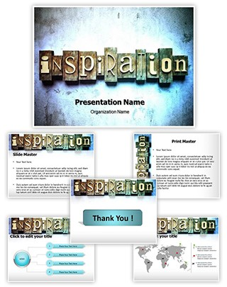 Inspirational Editable PowerPoint Template