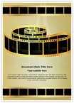 Golden Film Strip