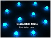 Network Technology Powerpoint Template