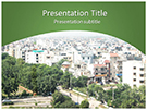 City Editable Free Ppt Template