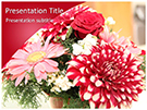 Bouquet Free PowerPoint Template