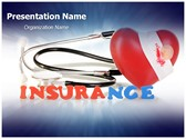 Life Insurance Editable PowerPoint Template