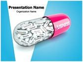 Medical Business PowerPoint Templates